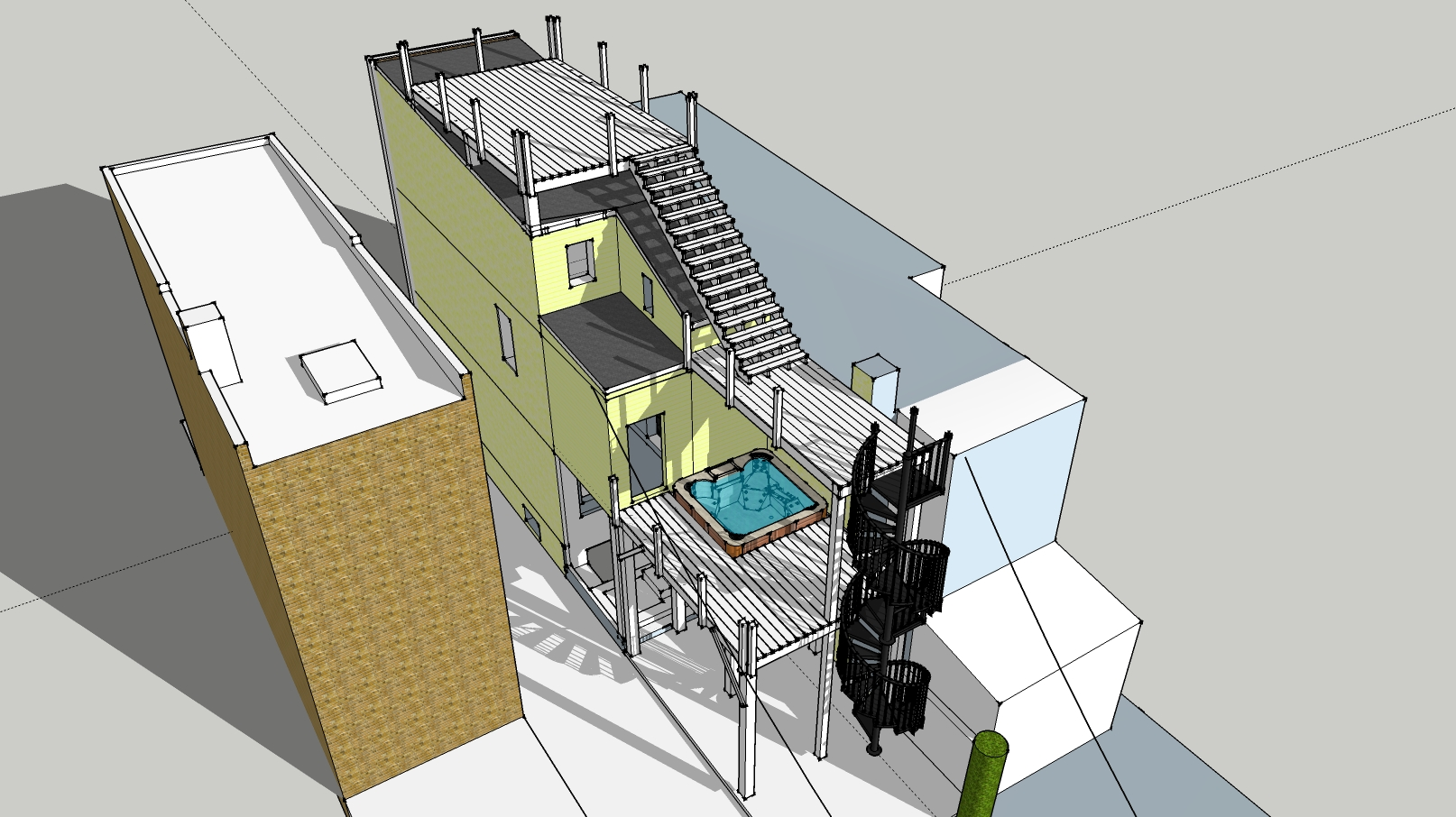 Roof Deck Ideas
